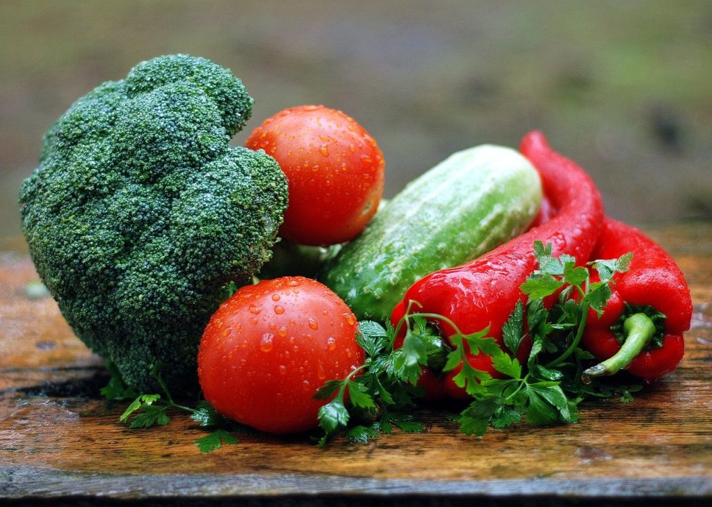 ortaggi dell'orto
